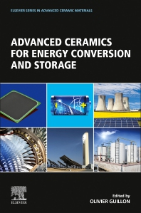 Cover image for Advanced Ceramics for Energy Conversion and Storage