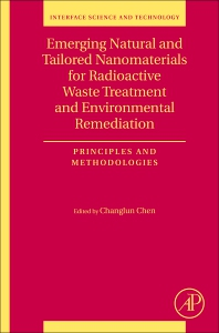 Cover image for Emerging Natural and Tailored Nanomaterials for Radioactive Waste Treatment and Environmental Remediation