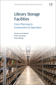 Library Storage Facilities - 1st Edition - ISBN: 9780081027547, 9780081027554