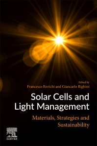 Cover image for Solar Cells and Light Management
