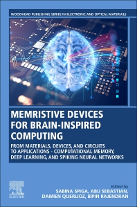 Memristive Devices for Brain-Inspired Computing - 1st Edition - ISBN: 9780081027820