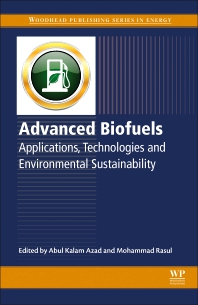 Cover image for Advanced Biofuels