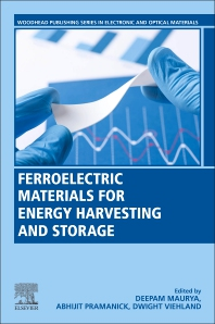 Cover image for Ferroelectric Materials for Energy Harvesting and Storage