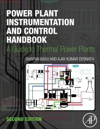 Cover image for Power Plant Instrumentation and Control Handbook