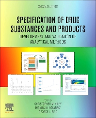 Cover image for Specification of Drug Substances and Products