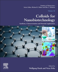 Cover image for Colloids for Nanobiotechnology