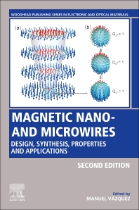 Cover image for Magnetic Nano- and Microwires