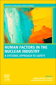 Cover image for Human Factors in the Nuclear Industry