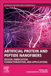 Cover image for Artificial Protein and Peptide Nanofibers