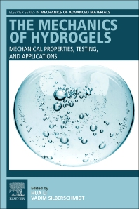 Cover image for The Mechanics of Hydrogels