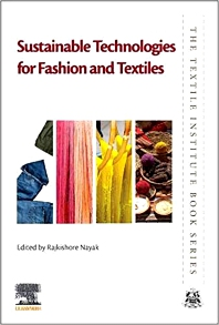 Cover image for Sustainable Technologies for Fashion and Textiles