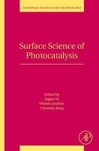 Cover image for Surface Science of Photocatalysis