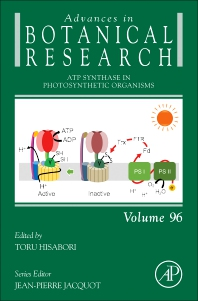 Cover image for ATP Synthase in Photosynthetic Organisms