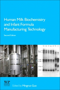 Cover image for Human Milk Biochemistry and Infant Formula Manufacturing Technology