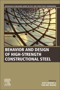 Cover image for Behavior and Design of High-Strength Constructional Steel