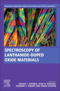Cover image for Spectroscopy of Lanthanide Doped Oxide Materials