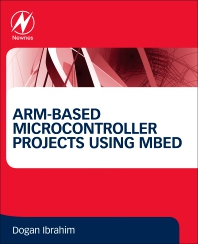 Cover image for ARM-based Microcontroller Projects Using mbed