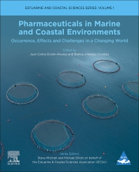 Cover image for Pharmaceuticals in Marine and Coastal Environments
