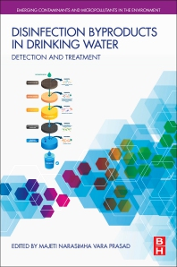 Cover image for Disinfection By-products in Drinking Water