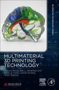 Cover image for Multi-material 3D Printing Technology