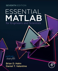 Essential MATLAB for Engineers and Scientists - 7th Edition - ISBN: 9780081029978, 9780081029985