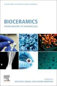 Cover image for Bioceramics