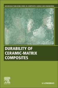 Cover image for Durability of Ceramic-Matrix Composites