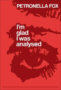 Cover image for I'm Glad I Was Analysed