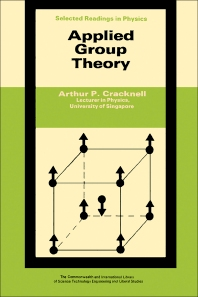 Applied Group Theory - 1st Edition - ISBN: 9780082031901, 9781483149387