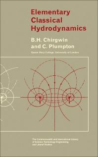 Elementary Classical Hydrodynamics - 1st Edition - ISBN: 9780082032892, 9781483165509