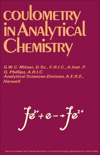 Coulometry in Analytical Chemistry - 1st Edition - ISBN: 9780082033141, 9781483159997
