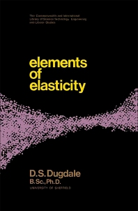 Elements of Elasticity - 1st Edition - ISBN: 9780082034957, 9781483191201