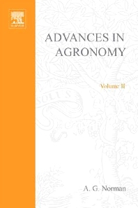 Advances in Agronomy - 1st Edition - ISBN: 9780120007028, 9780080563152