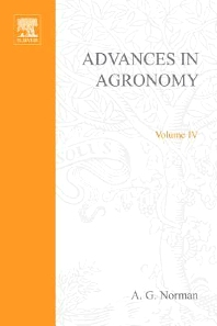 Advances in Agronomy - 1st Edition - ISBN: 9780120007042, 9780080563176