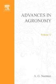 Advances in Agronomy - 1st Edition - ISBN: 9780120007059, 9780080563183