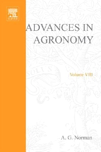 Advances in Agronomy - 1st Edition - ISBN: 9780120007080, 9780080563213