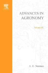 Advances in Agronomy - 1st Edition - ISBN: 9780120007097, 9780080563220