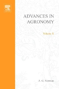 Advances in Agronomy - 1st Edition - ISBN: 9780120007103, 9780080563237