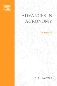 Advances in Agronomy - 1st Edition - ISBN: 9780120007110, 9780080563244