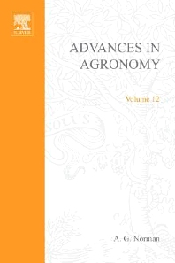 Advances in Agronomy - 1st Edition - ISBN: 9780120007127, 9780080563251