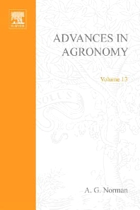 Advances in Agronomy - 1st Edition - ISBN: 9780120007134, 9780080563268