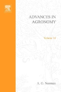 Advances in Agronomy - 1st Edition - ISBN: 9780120007141, 9780080563275
