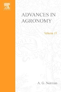 Advances in Agronomy - 1st Edition - ISBN: 9780120007158, 9780080563282