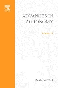 Advances in Agronomy - 1st Edition - ISBN: 9780120007165, 9780080563299