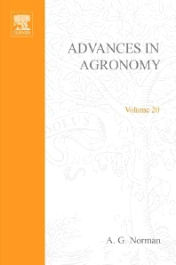 Advances in Agronomy - 1st Edition - ISBN: 9780120007202, 9780080563336