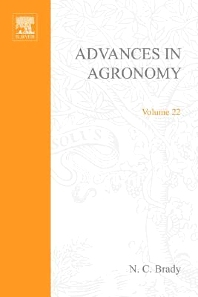 Advances in Agronomy - 1st Edition - ISBN: 9780120007226, 9780080563350