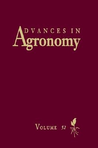 Advances in Agronomy, 1st Edition,Donald Sparks,ISBN9780120007523