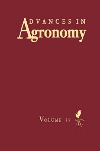 Advances in Agronomy, 1st Edition,Donald L Sparks,ISBN9780120007530