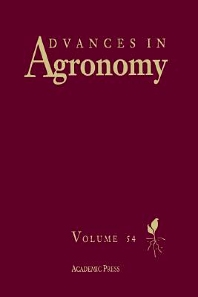 Advances in Agronomy, 1st Edition,Donald L Sparks,ISBN9780120007547
