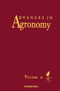 Advances in Agronomy, 1st Edition,Donald Sparks,ISBN9780120007561